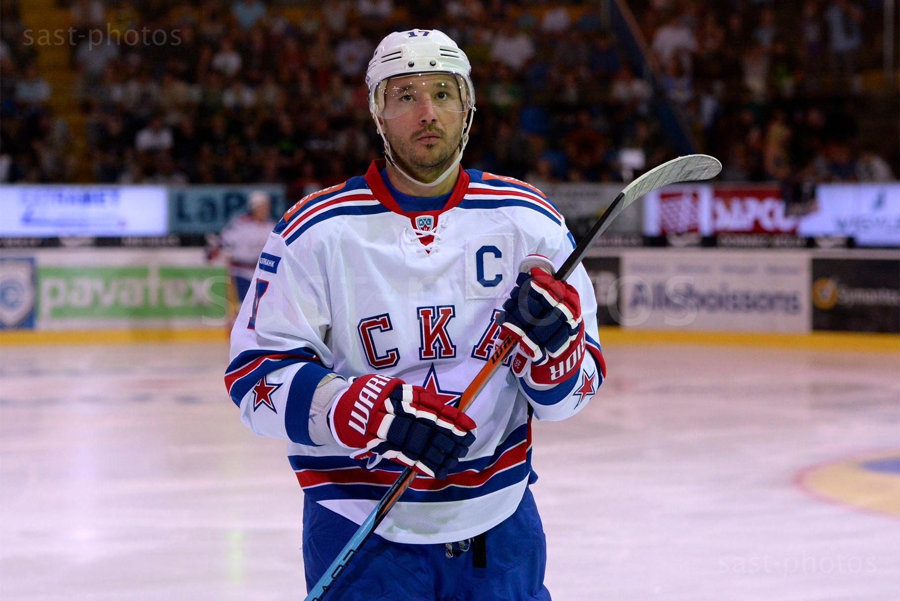 Ilya Kovalchuk (St. Petersburg)