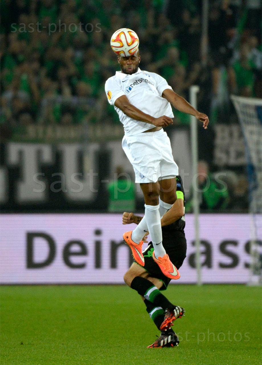 Frank Etoundi (FCZ) Torschütze zum 1:0