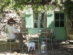Ferienwohnung im Limousin