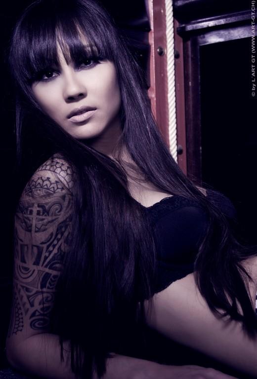 Photo: l'Art GT * Model: Angelica * Hair: Daliba * MakeUp: SL