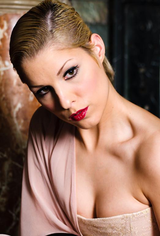 Photo: Marc Itschner * Model: Katja * MakeUp: SL