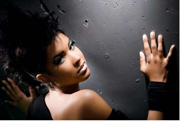 Photo: Urs Gerber iVision * Model: Daliba * MakeUp/Hair: SL