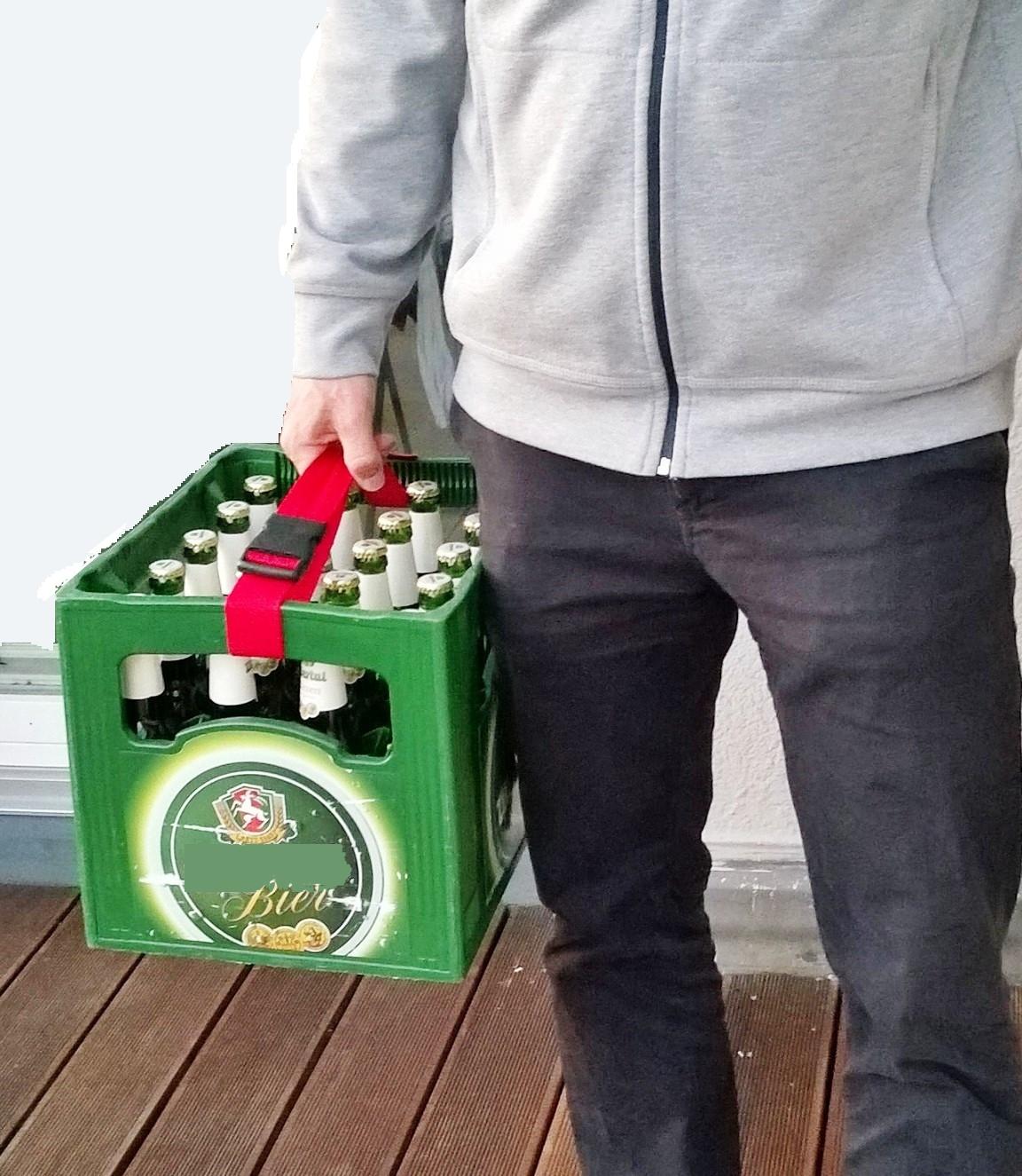 Bier tragen shop bierkiste bierkasten geburtstagsgeschenk for Weihnachtsgeschenk fa r freund selbst gemacht