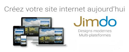 Créez votre site internet aujourd'hui