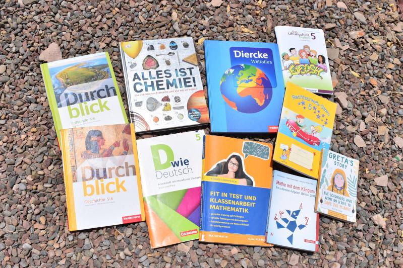 einige unserer Bücher