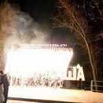 Свадьба фейерверк в Тольятти