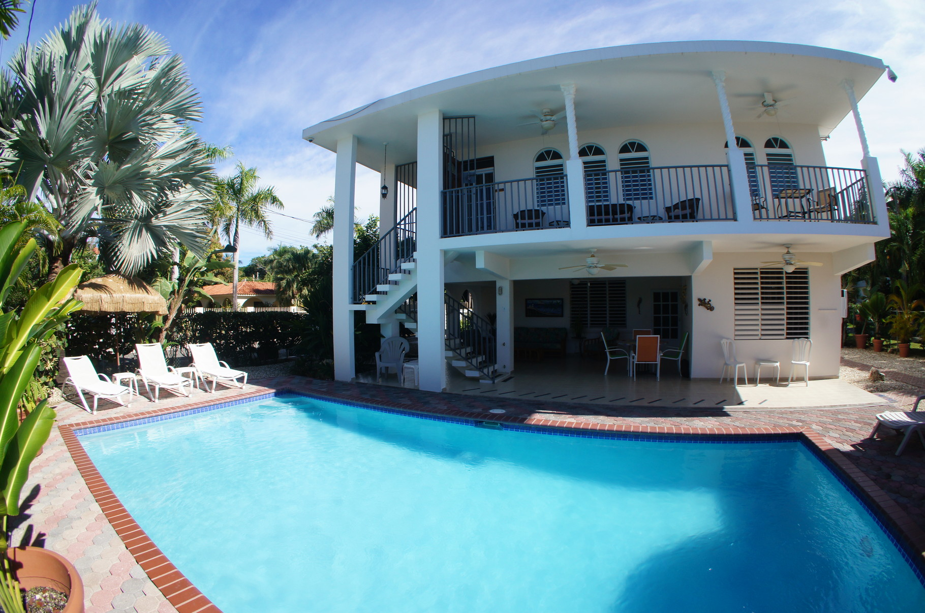 Beachside Villas with Private Pool