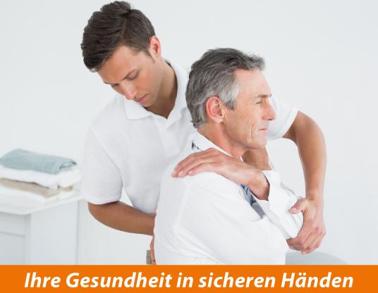 Manuelle Therapie – Therapie von Hand