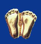Стопы плода, один из символов пролайф-движения (США)