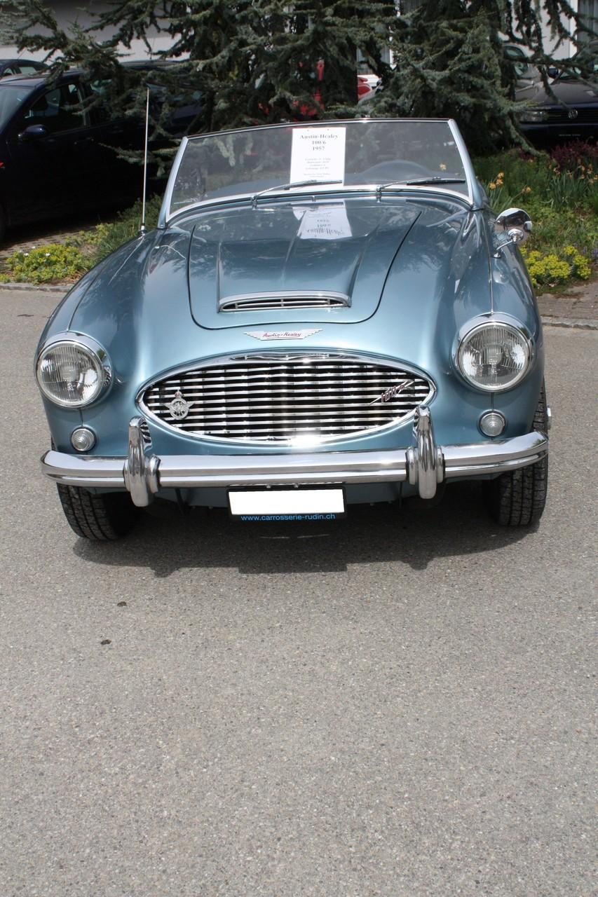 Austin-Healey 100six (1957)
