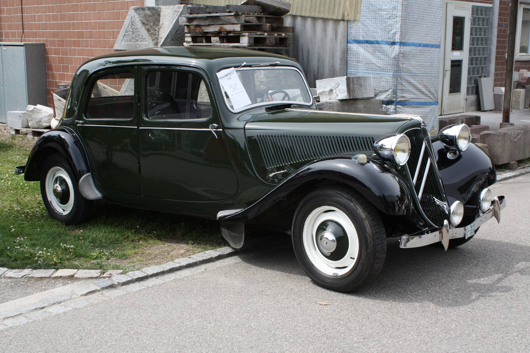Citroën 11CV (1949)