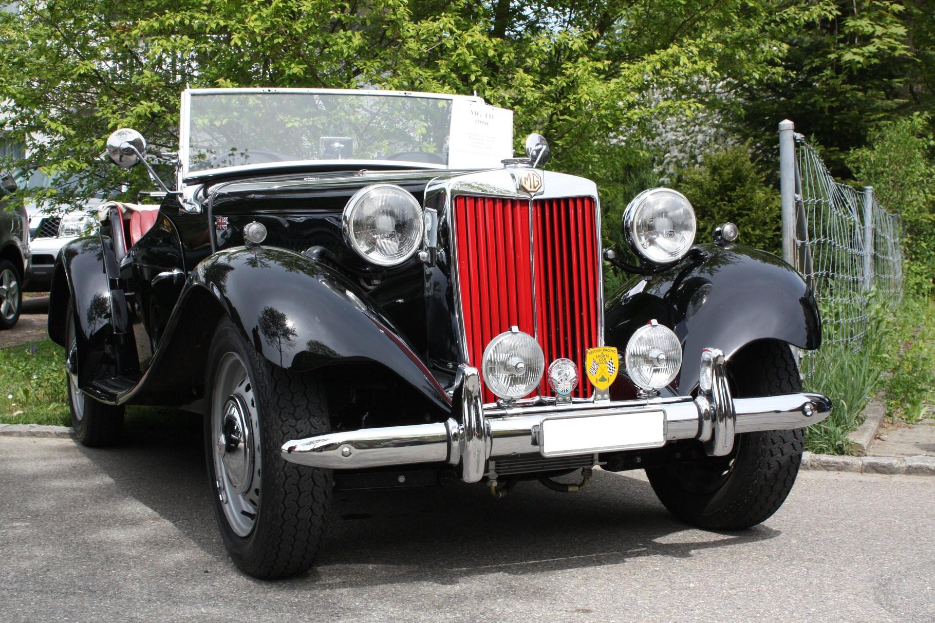 MG TD (1950)