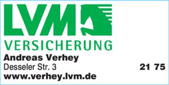 LVM Versicherungsagentur Andreas Verhey