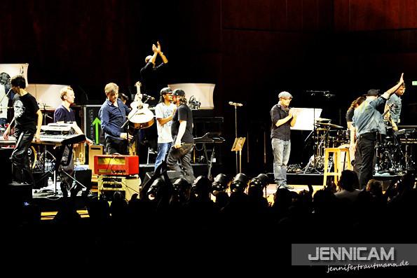 Söhne Mannheims. Liederhalle Stuttgart. 7.10.2012