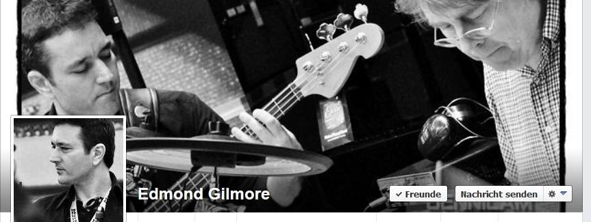 Edmond Gilmore. Facebook. 4/2013