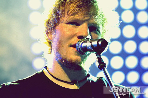 Ed Sheeran. SWR3 New Pop Festival 2012.