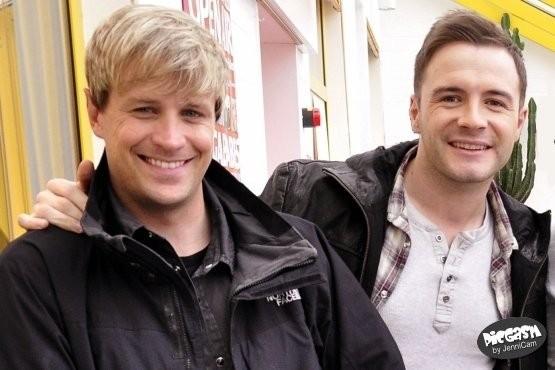 Kian. Shane. Westlife. 2010