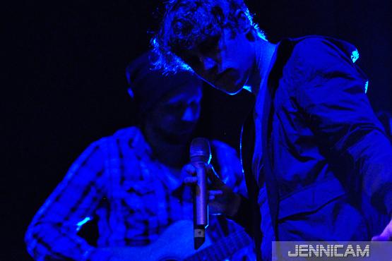 """Tim Bendzko, """"Du warst noch nie hier""""-Tour, Neckarsulm, 31.3.2012 - (c) Jennifer Trautmann –"""