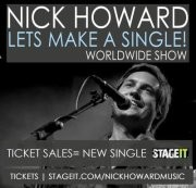 Nick Howard. Promo pic