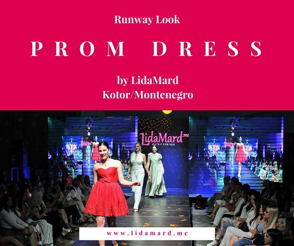 LidaMard Prom Dress Maturska haljina