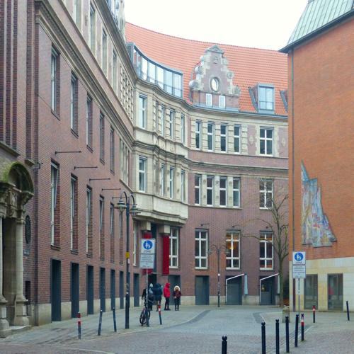 Eingang Bredenstraße