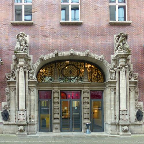 Eingang Langenstr. 2-4