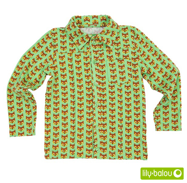 Shirt 'Lily Balou' Bio Kinderkleidung