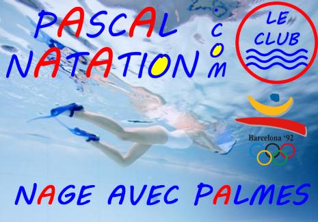 Le club de remise en forme à La Ciotat + Nage avec palmes dans la piscine privée de Pascal Natation