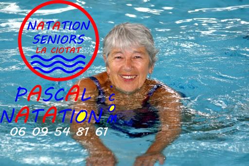 Cours de natation pour les seniors à La Ciotat Piscine Pascal Natation