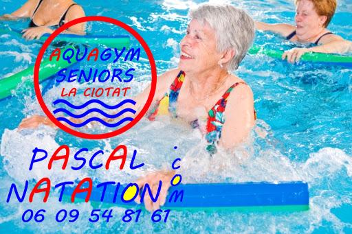 Activités aquagym pour les seniors à La Ciotat Piscine Pascal Natation