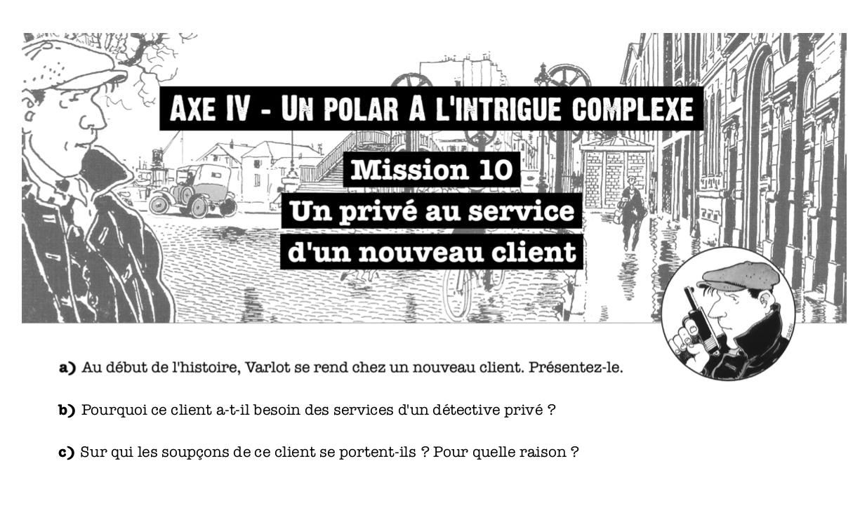 Der des Ders - mission 10