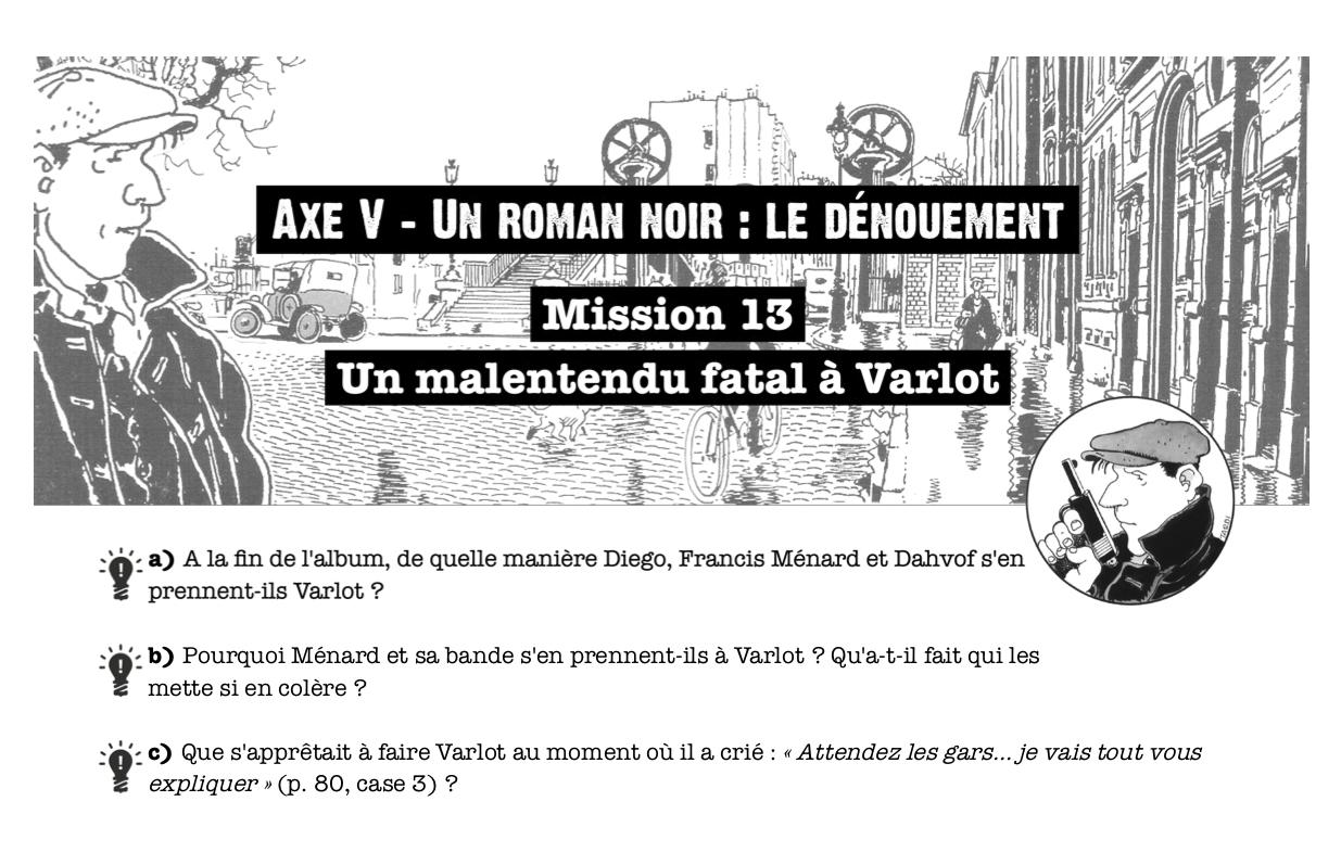 Der des Ders - mission 13