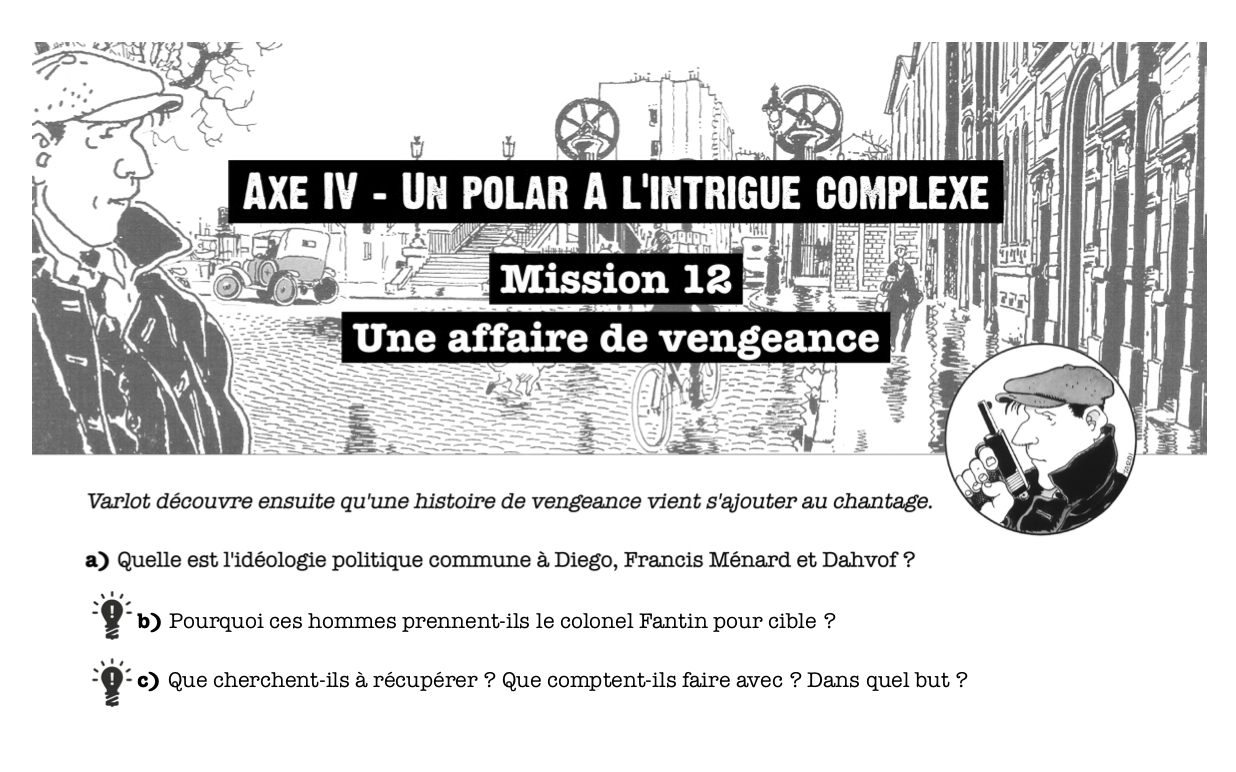 Der des Ders - mission 12