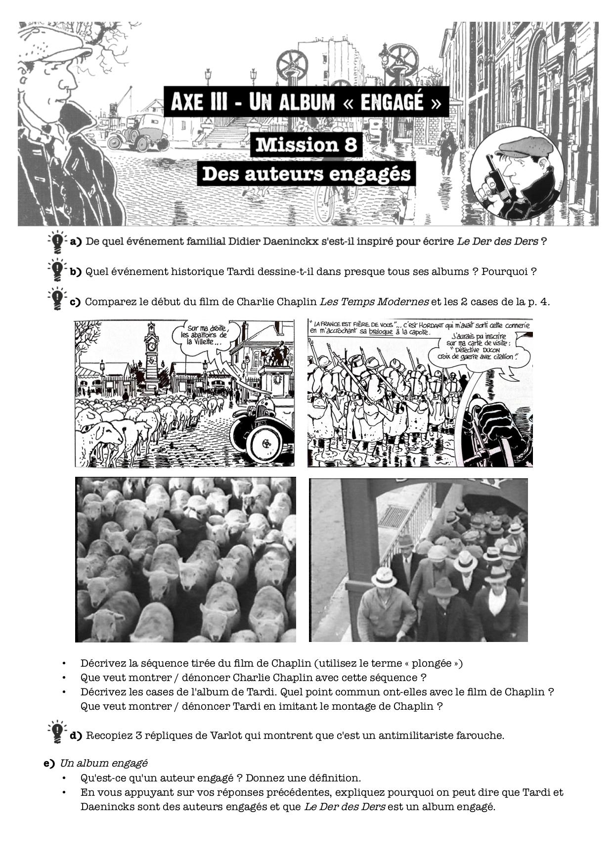 Der des Ders - mission 8