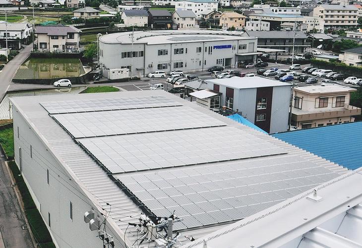株式会社プレミアム 太陽光発電システム