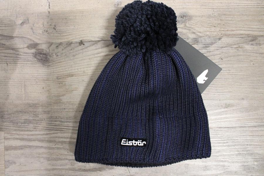 Eisbär Rodrigo Herren Wintermütze Farbe: Blau Preis: 44,95€