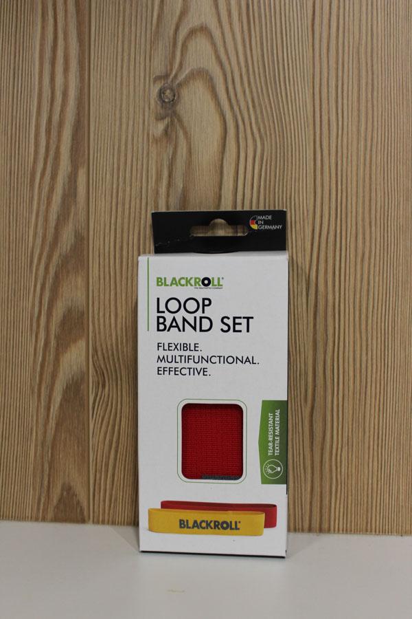 Blackroll Loop Band Set Farbe: rot Preis: 27,50€