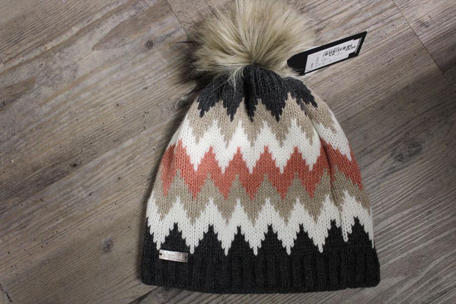 Eisglut Linda Damen Wintermütze Farbe: Anthrazit Preis: 49,95€