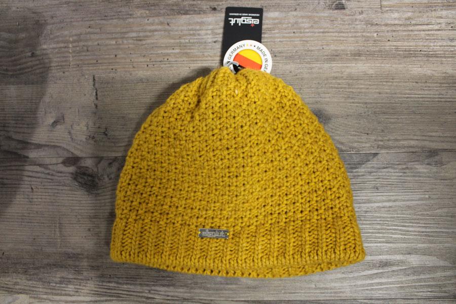 Eisglut Mareike Damen Wintermütze Farbe: Ocker Preis: 24,99€