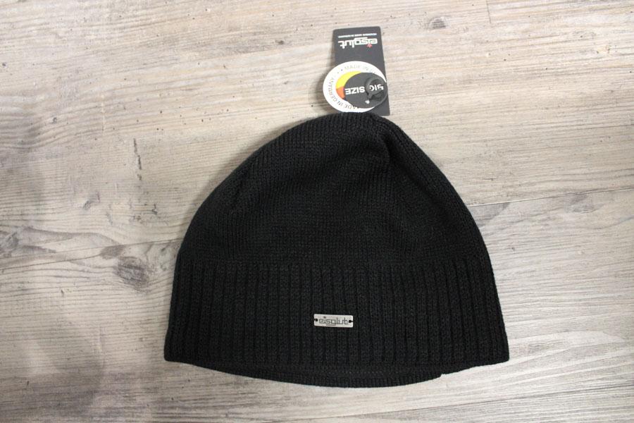 Eisglut Ben Herren Wintermütze Farbe: Schwarz Preis: 19,99€