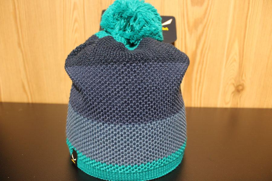 Salewa Pom Kinder Wintermütze Farbe: Blau Preis: 24,95€