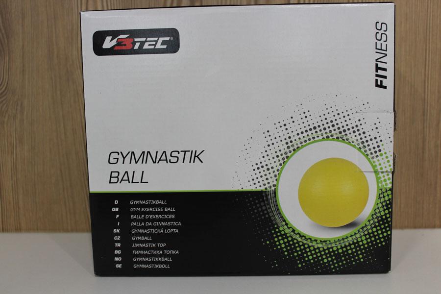 V3Tec Gymnastik Ball, Größe:55cm Farbe: blau Preis: 12,95€