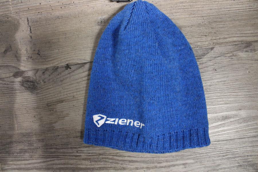 Ziener Irino Herren Wintermütze Farbe: Blau Preis: 24,99€