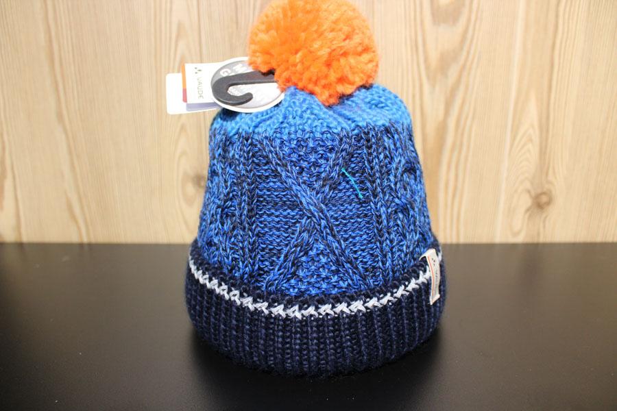 Vaude Cornua Kinder Wintermütze Farbe: Blau Preis: 25,00€