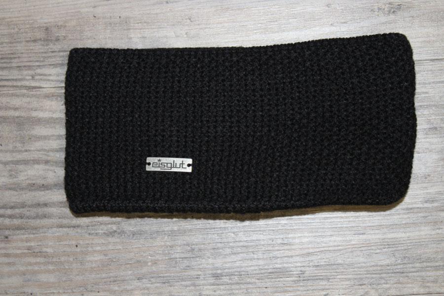 Eisglut Damen Stirnband Farbe: Schwarz Preis: 19,99€