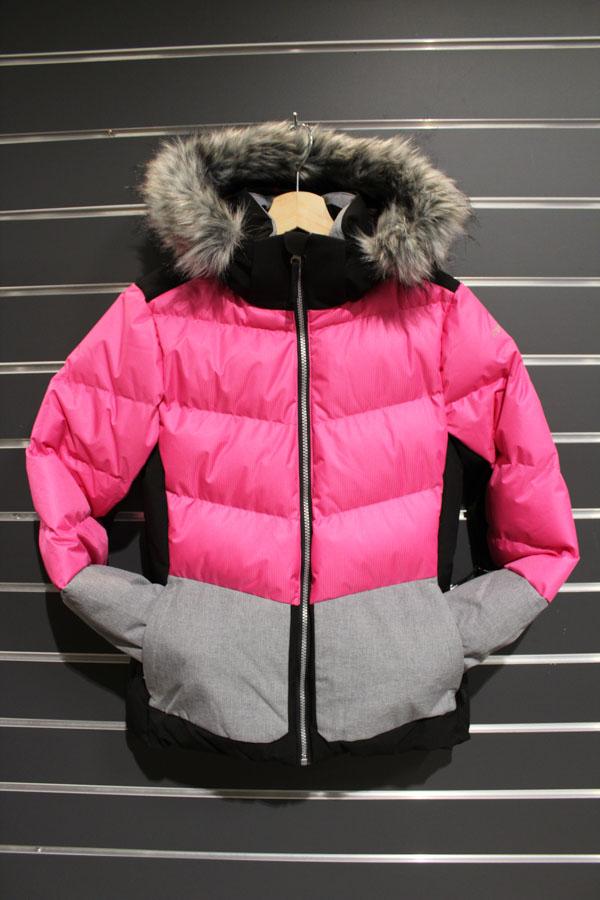 Icepeak Lillie Kinder Skijacke Wassersäule:7.000mm, Atmungsaktivität 7.000g/m²/24 Farbe: pink Preis: 99,99€ >Reduziert: 74,99€