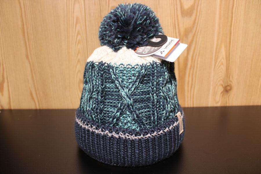 Vaude Cornua Kinder Wintermütze Farbe: Grün Preis: 25,00€