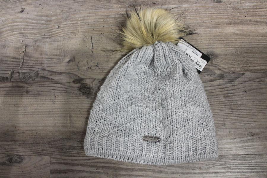 Eisglut Ilka Damen Wintermütze Farbe: Silber Preis: 29,99€