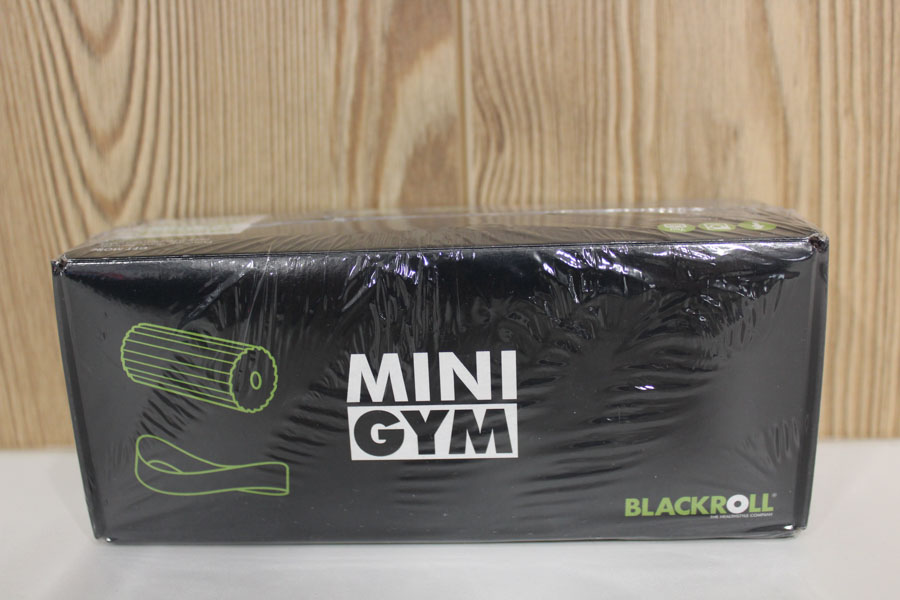 Blackroll Mini Gym 1 Blackroll Loop Band, 1 Blackroll Mini Flow Preis: 24,95€