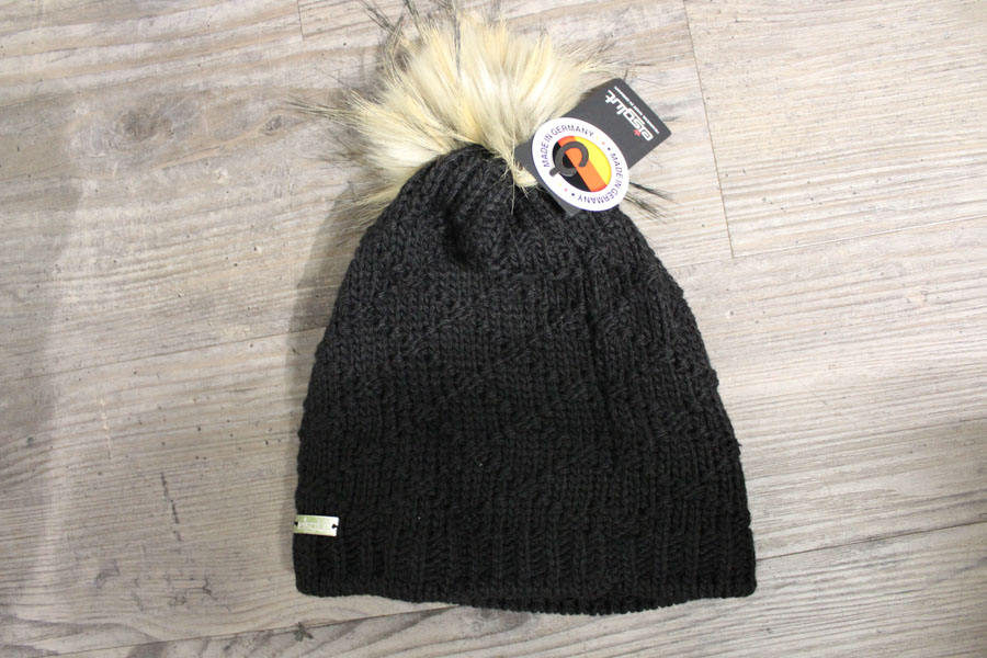 Eisglut Ilka Damen Wintermütze Farbe: Schwarz Preis: 29,95€
